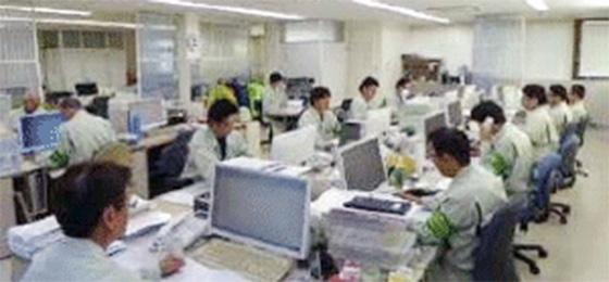 株式会社 東和防災システム 室内