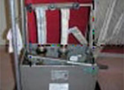 消防ホース耐圧点検
