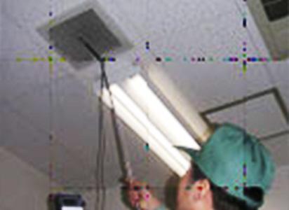 建築設備検査(非常照明・換気)