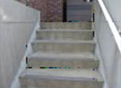 各階避難階段