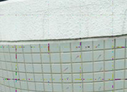 外壁モルタルクラック・タイル浮