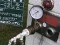 連結送水管点検・消防ホース点検